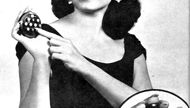 telefon inteligent 1950