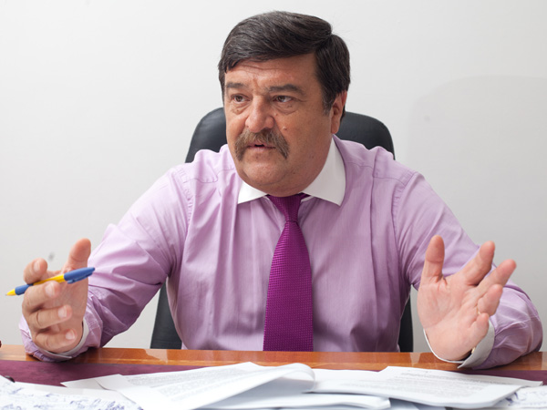 Toni Grebla. MARIUS DUMBRAVEANU / ZIUA NEWS
