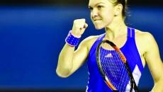 Simona Halep nu se simte complexată că nu a câștigat nici un set până acum în fața belgiencei Yanina Wickmayer