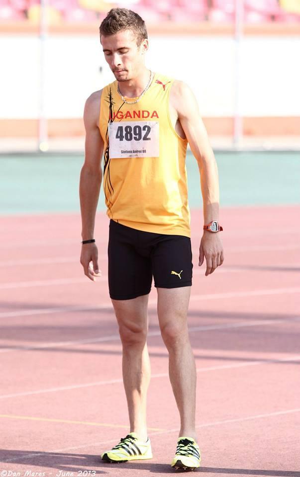 Andrei Ștefana a cucerit medalia de aur în proba de 3.000 m