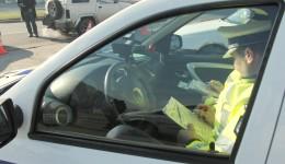 Agenții de poliție au acum mai mult timp la dispoziție pentru a comunica procesul-verbal de contravenție