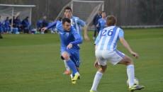 Herghelegiu a adus victoria Craiovei în amicalul cu FC Caransebeș în ultimul minut (foto: Alexandru Vîrtosu)