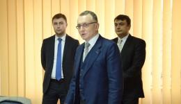 Ministrul educaţiei şi cercetării știinţifice, Sorin Mihai Cîmpeanu, s-a aflat joi într-o vizită de lucru în judeţul Dolj (Foto: Lucian Anghel)