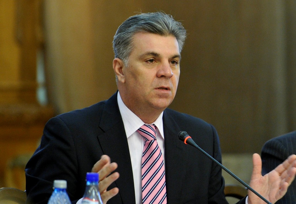 Dezbateri finale în dosarul lui Valeriu Zgonea