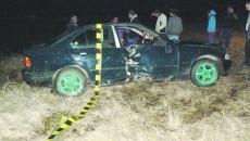 Pasagerul de pe locul dreapta față al mașinii a murit în urma accidentului de circulație
