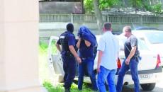 În mai 2010, anchetatorii au ridicat mai mulți suspecți, însă nu și pe Vrancea, care plecase deja din țară (FOTO: Arhiva GdS)