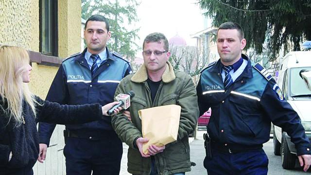 Cristea Fluerătoru susţine că este nevinovat (Foto: Eugen Măruţă)
