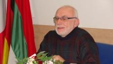 """Marian Negrescu, directorul Teatrului """"Elvira Godeanu"""" din Târgu Jiu"""