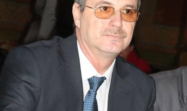 Mihai Parepa, şeful IPJ Gorj (FOTO: Eugen Măruţă)