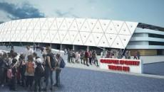 Stadionul din Târgu Jiu va fi unul dintre cele mai moderne din ţară