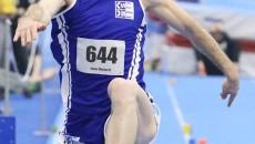 Cu o săritură de 16,91 metri, Marian Oprea a obţinut medalia de bronz la Praga