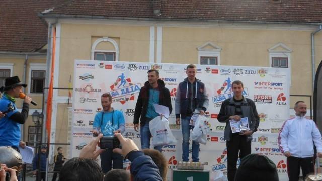 Andrei Ștefana a câștigat concursul de cros