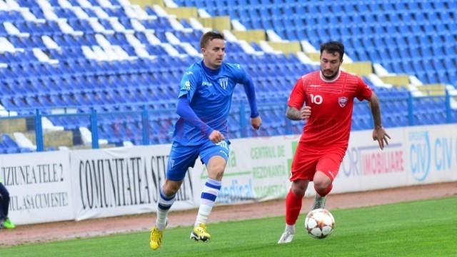 Bancu (la minge) ar vrea să revină în meciul cu Dinamo
