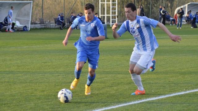 Alin Manea va îmbrăca tricoul naționalei Under 18 în amicalele cu Polonia și Serbia (foto: Alexandru Vîrtosu)