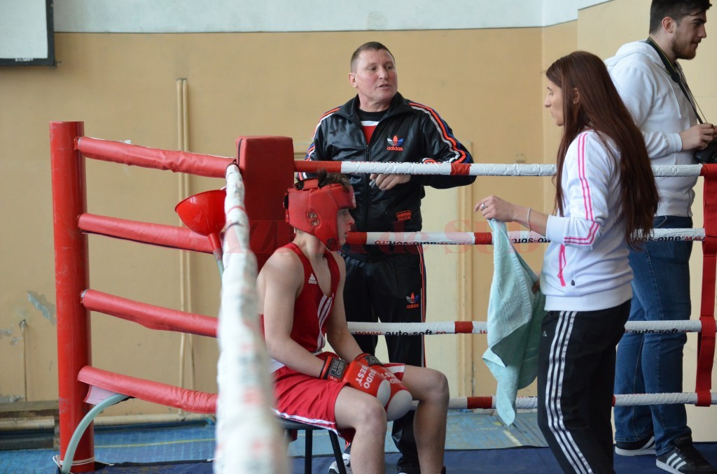 Antrenorii Ion Dragomir şi Dora Mustăţea au avut cei mai mulţi sportivi în gală