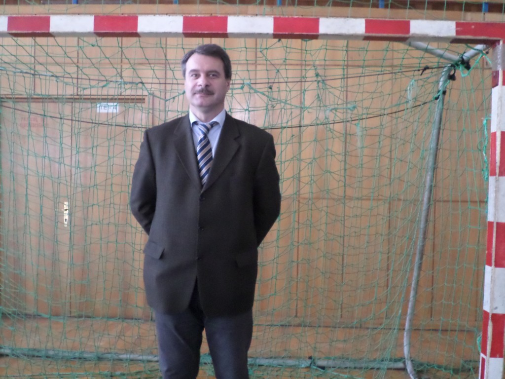Începând de astăzi, Marius Barcan se va ocupa de destinele clubului SCM Craiova (foto: Daniela Mitroi-Ochea)