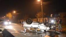 Șoferul Opelului a fost rănit grav în urma accidentului de circulație (Foto: Lucian Anghel)
