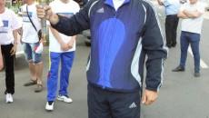 """Marius Barcan a fost campion cu echipa masculină de handbal CS Universitatea Craiova în anii """"90"""