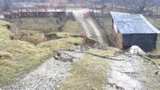 Ploile au pus din nou în mişcare pământul (Foto: Eugen Măruţă)