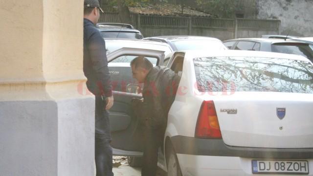 Silviu Diculescu a fost reținut la începutul lunii noiembrie 2011 și a stat în arest  până pe 12 iunie 2013 (Foto: Arhiva GdS)