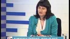 """Dr. Mihaela Vladu, medic primar diabet și boli de nutriție în cadrul Spitalului Municipal """"Filantropia"""" din Craiova, vorbește despre cum trebuie corectate obiceiurile alimentare nesănătoase"""