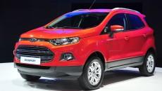 SUV-ul Ford EcoSport, care acum se produce în India, ar putea fi fabricat și la Craiova (FOTO: paultan.org)