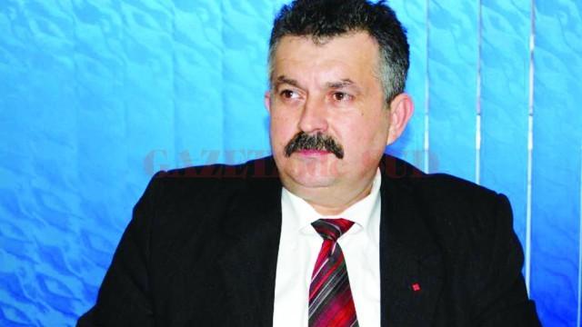 Ion Işfan va fi numit în funcţie săptămâna viitoare (Foto: Eugen Măruţă)