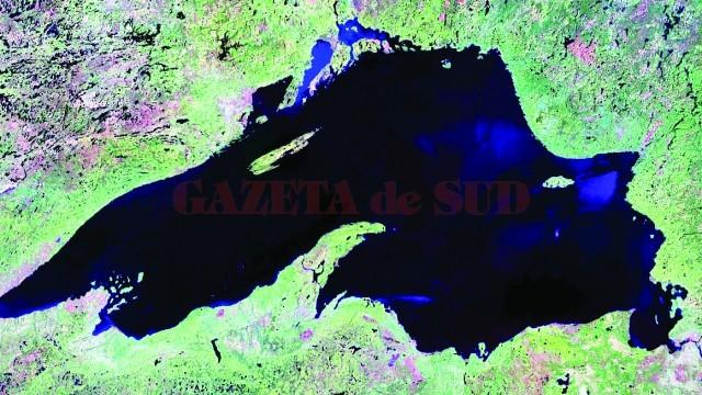 lacul superior