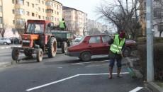 Luna curăţeniei a început la Târgu Jiu