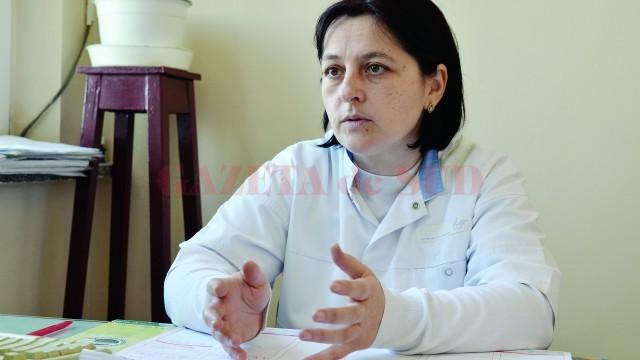 Neurochirurgul Otilia Mărgăritescu luptă în fiecare zi să salveze viețile pacienților din întreaga Oltenie (Foto: GdS)
