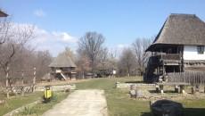 Muzeul arhitecturii populare din Gorj, spațiul în care este reconstituit satul gorjean de odinioară
