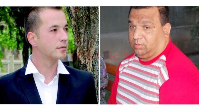 Procurorii DNA au stabilit că avocatul Mitrache i-a cerut 20.000 de euro lui Vasile Anghel pentru a-l scăpa de un dosar penal (FOTO: ziaruldevalcea.ro-Bogdan Mitrache/FOTO: jurnaldeziarist.blogspot.com-Vasile Anghel)