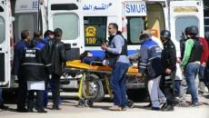 38 de persoane au fost rănite în timpul atacului comis la Muzeul Bardo din Tunis (Foto: theguardian.com)