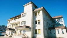 Spitalul Târgu-Cărbuneşti, unde a avut loc flagrantul