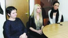 Maryam Raheb, Marija Vukosavljevic, Tihomira Miteva (Foto: Traian Mitrache)