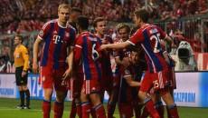 Jucătorii lui Bayern au demolat-o pe FC  Porto (foto: uefa.com)