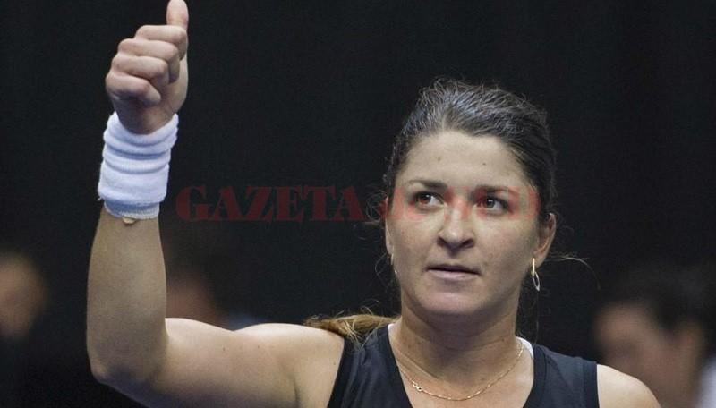 Prin victoria sa, Alexandra Dulgheru a egalat situaţia (1-1) în confruntarea Canada - România