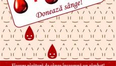 Afis Donare de sange _Slatina