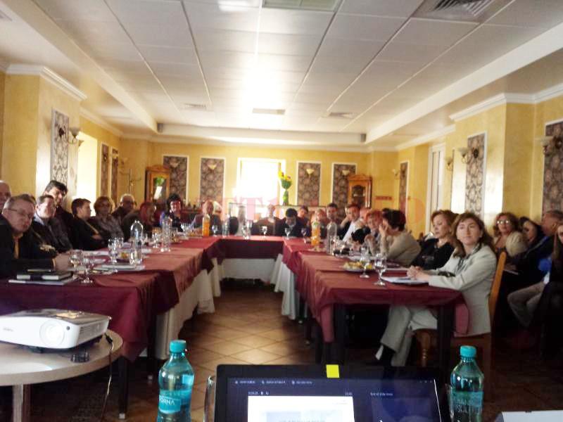 Proiectul a fost lansat la Târgu Jiu (Foto: Eugen Măruţă)