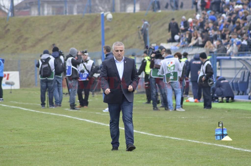 Felix Grigore susține că răspunsul UEFA privind dreptul de participare al CSU Craiova în cupele europene nu a venit (foto: Alexandru Vîrtosu)