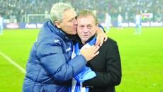 """Ilie Balaci nu exclude să vină la Craiova şi să-l susţină pe Cârţu şi ai lui contra """"câinilor"""" (Foto: Alexandru Vîrtosu)"""