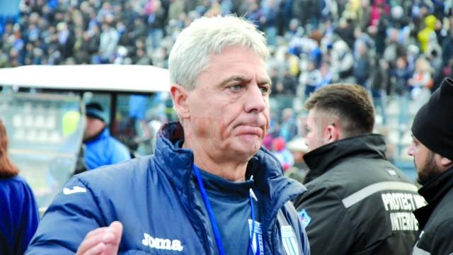 Sorin Cârţu este mulţumit de realizările de până acum, dar îşi doreşte mai mult în viitor (Foto: Alexandru Vîrtosu)