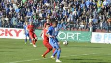 Nuno Rocha a fost el mai periculos jucător al Craiovei în meciul cu Dinamo (foto: Alexandru Vîrtosu)