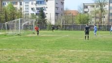 Dan Buzărnescu nu a greșit țința de la 11 metri (foto: Claudiu Tudor)