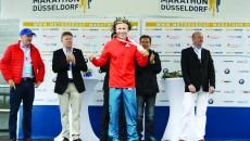 Craioveanul Marius Ionescu a câştigat maratonul de la Dusseldorf, la care participă mii de sportivi ()