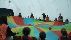 Copiii au fost încântați de activitățile la care au luat parte