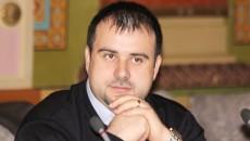 Alin Văcaru, prefectul de Gorj (Foto: Eugen Măruţă)
