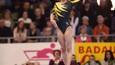 Andreea Munteanu este noua campioană europeană la bârnă (foto: Facebook Oficial Andreea Munteanu)