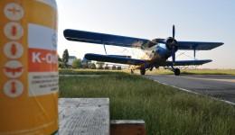 Dezinsecția în Craiova va fi efectuată, în acest an, atât de angajații Salubrității, cât și de avioane echivalente cu modelul AN2, prezentat în imagine (Foto: satchinez.com)