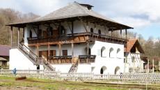 Casa-culă Cartianu, clădire reprezentativă pentru arhitectura românească din secolul al XVIII-lea (Foto: Lucian Anghel)